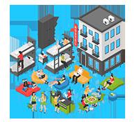 Manage Hostels